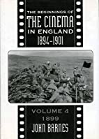 The Beginnings of the Cinema in England,…