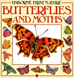 Cox, Rosamund Kidman: Butterflies and Moths (Usborne First Nature)