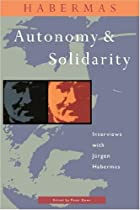 Autonomy and Solidarity: Interviews With…
