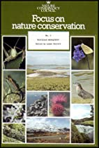 focus on nature conservation: Heathland…