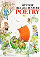 My First Picture Book of Poetry by Rene…