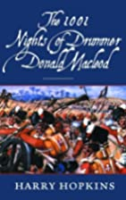The 1001 Nights of Drummer Donald McLeod by…
