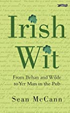 Irish Wit: Religion, the Law, Literature,…