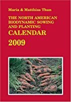 The North American Biodynamic Sowing and…