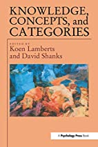 Knowledge Concepts and Categories (Studies…