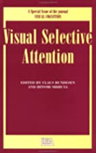 Visual Selective Attention: A Special Issue…
