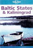 Lonely Planet Baltic States & Kaliningrad by…