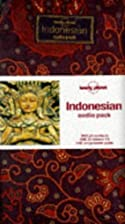 Lonely Planet Indonesian Audio Pack by…