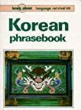 Kim, Young Ok: Lonely Planet Korean Phrasebook