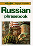 Jenkin, James: Lonely Planet Russian Phrasebook