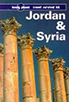Lonely Planet Jordan & Syria by Damien…