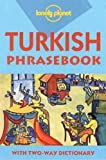 Brosnahan, Tom: Lonely Planet Turkish Phrasebook