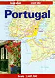 King, John: Lonely Planet Portugal (Travel Atlas)