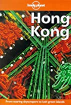 Lonely Planet Hong Kong by Nicko Goncharoff