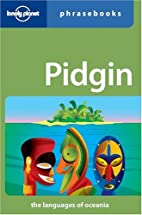 Pidgin Phrasebook by Ernest W. Lee