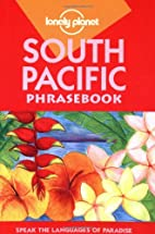 South Pacific Phrasebook by Hadrien Dhont