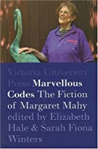 Marvellous Codes: The Fiction of Margaret…