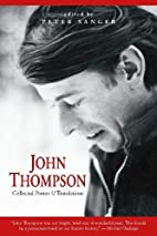 John Thompson: Collected Poems and…