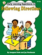 Following Directions (Early Learning…
