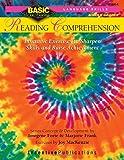 Forte, Imogene: Reading Comprehension BASIC/Not Boring 6-8+: Inventive Exercises to Sharpen Skills and Raise Achievement