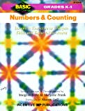 Imogene Forte: Numbers and Counting: Inventive Exercises to Sharpen Skills and Raise Achievement (Basic, Not Boring  K to 1)