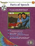 Frank, Marjorie: Interactive Grammar and Usage Lessons: Parts of Speech (Interactive Digital Lessons)