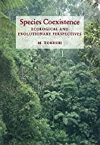 Species Coexistence: Ecological and…