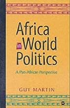 Africa in World Politics: A Pan-African…