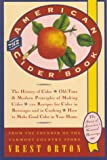 Orton, Vrest: The American Cider Book: The Story of America's Natural Beverage