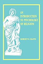 An Introduction to Psychology of Religion by…