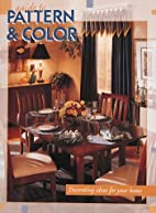Guide to Pattern & Color: Decorating Ideas…