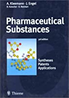 Pharmaceutical Substances: Syntheses,…
