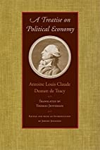A Treatise on Political Economy by Antoine…