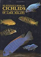 Konings's book of cichlids and all the other…