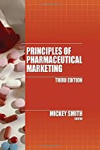 Principles of Pharmaceutical Marketing by…