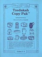 Tzedakah Copy Pak Grades 3-6 by Marji…