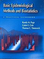 Basic Epidemiological Methods and…