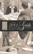 DiRoNA 2001 Restaurant Guide by DiRoNA