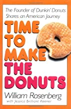 Time to Make the Donuts: The Founder of…