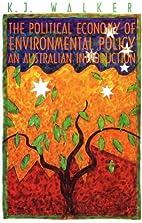 The Political Economy of Environmental…