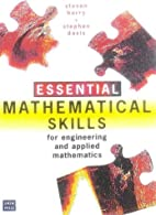 Essential Mathematical Skills: For Students…