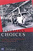 Australia's Choices: Options for a Fair and…