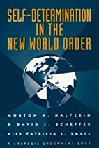 Self-Determination in the New World Order by…