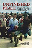 Roper, John: Unfinished Peace: Report of the International Commission on the Balkans