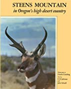 Steens Mountain: In Oregon's high…
