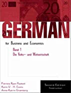 German for Business and Economics: Die…