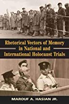 Rhetorical Vectors of Memory in National and…