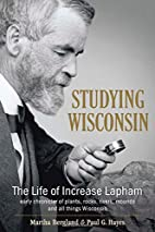 Studying Wisconsin: The Life of Increase…