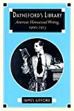 Gifford, James: Dayneford's Library: American Homosexual Writing, 1900-1913