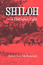 Shiloh--In Hell before Night by James L.…